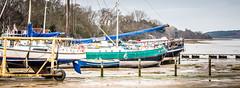 Boats at Pin Mill, Suffolk-5093 (Patrick Ladbrooke) Tags: pinmill orwell estuary suffolk