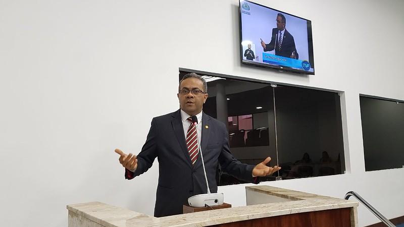 Vereador Evaldo Costa (PRB)