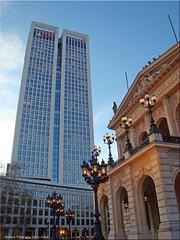 Frankfurt am Main - Opernturm