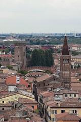 VERONA (maresaDOs) Tags: verona veneto italia tetti it italy verone panorama nikon nikond3300 roofs telhados toits landscape paysage paisaje landschaft