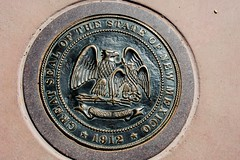 2017 Four Corners Monument 2 (DrLensCap) Tags: tec nos pos arizona four corners monument az ut co nm colorado utah new mexico robert kramer