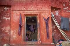 Life is simple (BALAJI SEETHARAMAN) Tags: canon600d balajiseetharaman simple monk sadhu india colour people life benaras varanasi cwc624 cwc