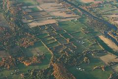 Blakeney at Sunset (Ben_Senior) Tags: ottawa ontario canada urban rural aerial air airborne flying flight bensenior photography pilot cessna cessna172 sunset light sightseeing nikond7100 nikon d7100