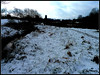 Kirkby in the Snow (exacta2a) Tags: merseyside kirkby knowsley lakes rural