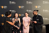 Global Teacher Prize Red Carpet | GESF 2018 (#GESF Photos are available rights free.) Tags: merrell twins vanessa veronica global teacher prize red carpet