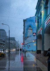 Snowy moody March 2017 (Varvara_R) Tags: architecture building buildings city citylife downtown explore moscou moscow moskau sky strasse street avenue travel view weather 스트리트 街道 通り モスクワ 莫斯科 모스크바