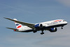 G-ZBJH Boeing 787-8 British Airways