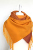 Солнечный мак два уголка (sharonl_v) Tags: weaving weaving2018 handwovenscarf handwoven scarf warp merino