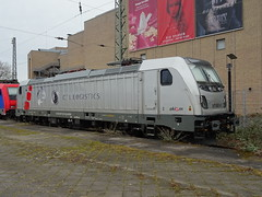 CTL LOGISTICS (AKIEM) 187 502-0 in Krefeld Hauptbahnhof 11-03-2018 (marcelwijers) Tags: ctl logistics akiem 187 5020 krefeld hauptbahnhof 11032018 bombardier traxx f140 ac3 35292 2017 boboel 91 80 6187 dakiem bahnhof station la gare duitsland germany deutschland eisenbahn bahn trein train tren trenes locomotive locomotief lokomotief