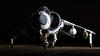'Arctic Camo' Harrier GR.3 I XZ991/07 I RAF (MarkYoud) Tags: raf cosford nightshoot threshold aero harrier gr3 artic camo fast jet vtol