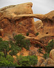 20160822_23 Double O Arch & humans | Arches National Park, Utah (ratexla) Tags: ratexlasgreentortoisetrip2016 ratexlascanyonsofthewesttrip2016 greentortoise canyonsofthewest 22aug2016 2016 canonpowershotsx50hs archesnationalpark utah usa theus unitedstates theunitedstates america northamerica nordamerika earth tellus photophotospicturepicturesimageimagesfotofotonbildbilder wanderlust travel travelling traveling journey vacation holiday semester resaresor ontheroad sommar summer beautiful nature landscape scenery scenic sandstone mountain mountains berg hike hiking vandra vandring orange arch arches doubleoarch person people human humans homosapiens favorite