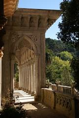around Sintra: (Christopher DunstanBurgh) Tags: paláciodemonserrate palácionacionaldapena sintra portugal unescoworldheritage
