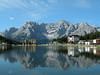 Lago di Misurina - 2 (anto_gal) Tags: dolomiti veneto belluno cadore lago misurina tre cime lavaredo montagna 2011 riflesso dolomites sorapiss