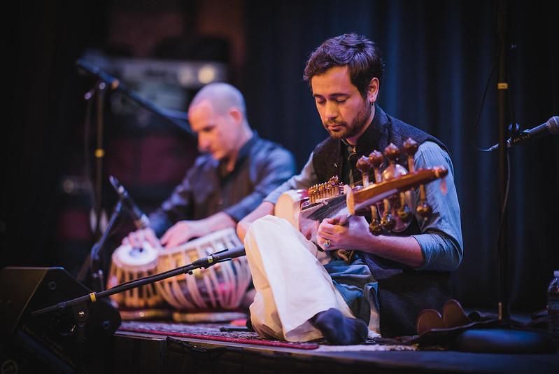 Performance Art & Learning Spring 2018: Ali Akbar College of Music