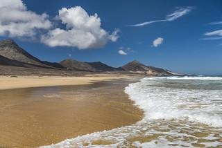 *Fuerteventura @ Playa de Cofete II*
