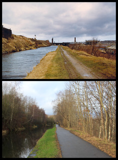 Leeds & Liverpool Canal, Leeds