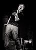 Rocking it out (-liyen-) Tags: rockerrocksinger live perfomance leadsinger band concert bw blackandwhite mpt615 matchpointwinner