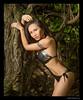 Pong - Kaiwi (madmarv00) Tags: d600 kaiwishoreline makapuu nikon pong pongypongy forest girl hawaii kylenishiokacom model oahu outdoor trees woman woods asian bikini