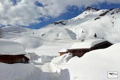 Winterwonderland Alto Adige Italy (ugoehler) Tags: alpen alps altoadige berge dolomiti gipfel marmolada mountains puntapeina puntarocca seilbahn ski snowboard südtirol trentino