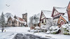 Snowfall (JMS2) Tags: snowstorm church architecture buildings snowing scenic religion holy westchestercounty