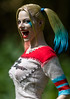 Pleased to Meetcha! (atari_warlord) Tags: actionfigure dccomics dcuniverse harleyquinn hottoys suicidesquad