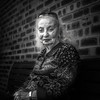 She's Got Bette Davis Eyes (rosiebondi) Tags: portrait street people leica leicam9 streetportrait blackandwhite