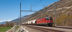 SBB Re6/6 11653 (maurizio messa) Tags: re66 mau bahn ferrovia freighttrain fret cargo treni trains railway railroad nikond90 switzerland svizzera valais vallese guterzuge