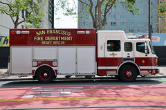 SFFD R1 (Emergency_Vehicles) Tags: san francisco fire department rescue 1