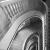 Escaleras (Luz D. Montero Espuela. 3.5 million visits. Thanks) Tags: escaleras círculobellasartes madrid cba bw luzdmonteroespuela iphone españa europa marmol escalones barandilla