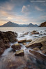 Go with the Flow (Damon Finlay) Tags: scottishhighlands scottish highlands isle skye isleofskye islands highlandsandislands nikon d750 nikond750 natural beauty naturalbeauty elgol cuillins blackcuillins watermovement seascape sunset