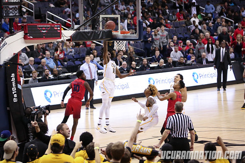 VCU vs. Dayton (A-10 Tournament)