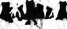 Visual Poets (coollessons2004) Tags: ballet ballerina dance blackandwhite girls