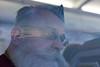 guardando verso il Lago di Garda (mjwpix) Tags: doubleexposure guardandoversoillagodigarda prealpibrescianeegardesane portrait airtravel moustache vision cosimomatteini michaeljohnwhite mjwpix ef50mmf14usm canoneos5dmarkiii additivemultipleexposurecontrol