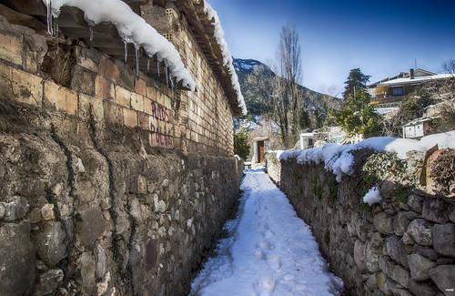 Caminito nevado