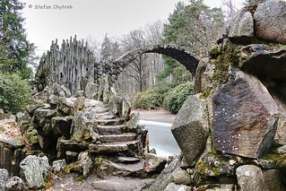 Rakotzbrücke Kromlau 11