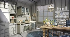 Bakers Gonna Bake (Trixie Lanley) Tags: voidhome decocrate pewpew 22769 thearcade gacha cheekypea fameshed dustbunny insurrektion tcf secondlife homedecor kitchen