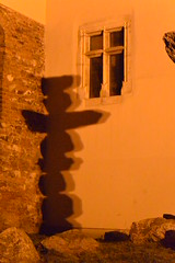 shadow at night (Hayashina) Tags: moravia brno czechrepublic window shadow hww