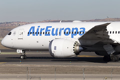 EC-MPE Air Europa B787-8 Dreamliner Madrid Barajas Airport (Vanquish-Photography) Tags: ecmpe air europa b7878 dreamliner madrid barajas airport lemd mad madridbarajas madridbarajasairport madridairport barajasairport vanquish photography vanquishphotography ryan taylor ryantaylor aviation railway canon eos 7d 6d 80d aeroplane train spotting