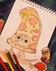 Пицца-котик! Pizza-cat! (Slice Pizza Russia) Tags: скетч скетчбук иллюстрации иллюстратор инстаарт рисунки стикеры наклейки милота малюю рисую ярисую яхудожник художник мими мимими прелесть мило кот котик пиццакот пиццакотик пицца москва слайспицца пиццапростокосмос доставкапиццы slicepizza этолюбовь омномном sketch sketchbook illustration illustrator instart figures stickers sticker really cute painted draw arisu hudojnik artist mimi mimimi lovely cat kitty pizzacat pizzaholic pizza moscow laiseca picturestaboo datacapacity italybuy omnomnom
