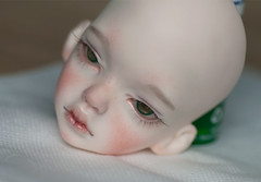 IMG_4872 (greenwolfy) Tags: makeup faceup faceupcommission bjd bolljointerddolls dim laia