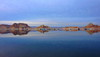 Lake Powell Still Bathing in Reflected Beauty (Eye of Brice Retailleau) Tags: angle beauty composition landscape nature outdoor panorama paysage perspective scenery scenic view extérieur ciel sky backpacking earth mountain mountains travel vista sunset reflection reflet mirror colourful colours clouds light cloudscape water waterscape lake eau montagne lac calme boat boats america usa utah arizona powell
