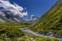 Holiday in New Zealand (jacquelineermens) Tags: mountcook newzealand natuurfotografie