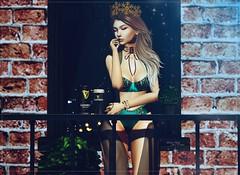 POST ★☆ 1K202★☆ (♕ Xaveco Mania - Jhess Yoshida ♕) Tags: phoenix avaway moonrabbit nuno ksposes kinkyevent 220ml secondlifephotography secondlifeblog secondlife sexy girl fameshed blush
