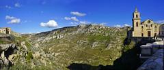 MATERA_pan (opaxir) Tags: matera panorama pan landscape basilicata lucania paesaggio ncg