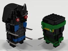 No, L-L-O-Y-D. I named you. (CJ Blukacz) Tags: lego brickheadz ninjago garmadon lloyd