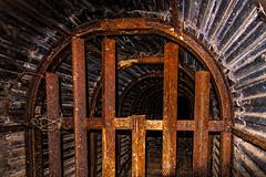 Entry Prohibited (aquanout) Tags: derelectict bunker war worldwarii kent tunbridgewells abandoned structure rust