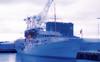My Kings ship (evakongshavn) Tags: ship kingharald blue bluehour new light norge oslo akerbrygge bluetiful