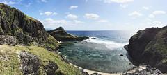 Panorama (joelleardona) Tags: batanes philippines iphone landscape outdoor sea ocean nature panorama