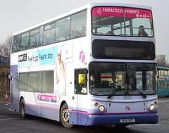 Huddersfield (Andrew Stopford) Tags: kp51vzy volvo b7tl alexander alx400 first huddersfield