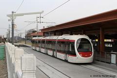 I_B_IMG_8477 (florian_grupp) Tags: asia china train railway railroad passenger electric beijing tram bagou fragranthills xijiao botanicalgardens siemens lrt haidian